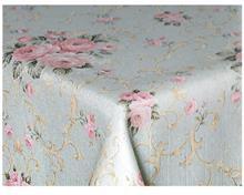 מפת שולחן כפרית רומנטית יוקרתית