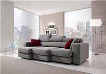 ספה תלת מושבית דגם Zoe