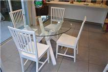 כסא אוכל מרי - סול רהיט