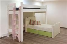 מיטת גלריה לילדים