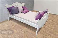 מיטת נוער מעץ מלא נופר - HouseIn