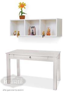 שולחן כתיבה וכוורת גל