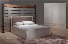 מיטה זוגית עם מגירות איחסון - HouseIn