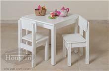 שולחן ילדים עם 2 כסאות - HouseIn
