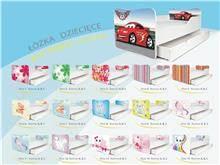 מיטה ילדים עם ארגז מצעים Butterfly - Best Bait Design