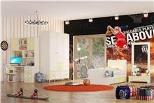 חדר ילדים קומפלט קרולינה - Best Bait Design
