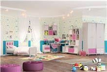 חדר ילדים קומפלט אמילי - Best Bait Design