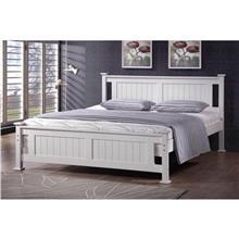 מיטה זוגית מעץ מלא Bolero - Best Bait Design