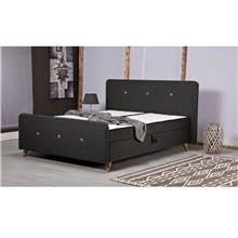 מיטה זוגית עם ארגז מצעים - Best Bait Design