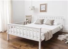 מיטה וחצי מעץ מלא Kasper - Best Bait Design