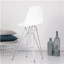 כסא בר מתכת Lille - Best Bait Design