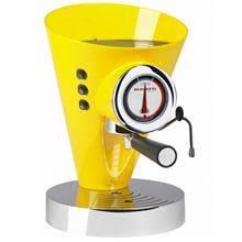 מכונת קפה DIVA EVOLUTION צהוב - Aristo Shop
