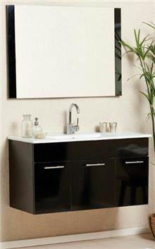 ארון אמבטיה תלוי אלגנטי