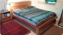 מיטה מעץ סידר