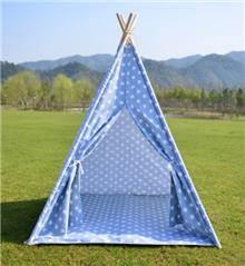 אוהל טיפי מעוצב