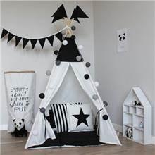 אוהל טיפי לחדרי ילדים