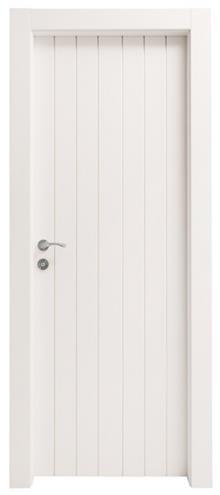 דלת אפוקסי חריצים - La Casa