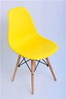 כסא עמוס צהוב