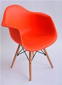 כיסא דגם נועם כתום