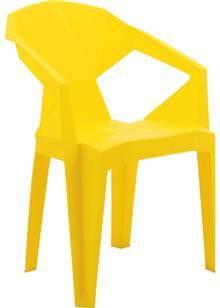 כסא גלבוע צהוב