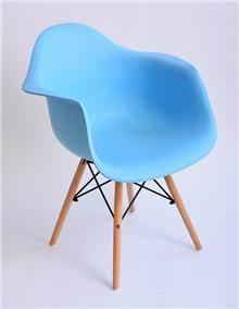 כיסא דגם נועם תכלת