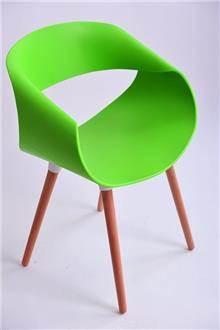 כסא דגם כרמל ירוק