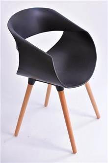 כסא דגם כרמל שחור - מסובין