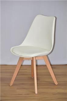 כסא דגם אופק לבן