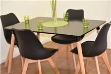שולחן דגם עמוס -שחור