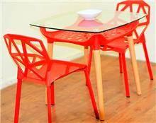 שולחן דגם ירין - אדום