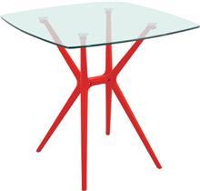 שולחן דגם גיל - אדום