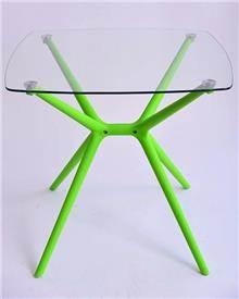 שולחן דגם גיל - ירוק