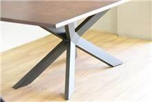 שולחן איתן + 8 כסאות אריק