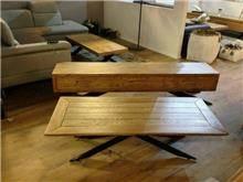 סט מזנון ושולחן סלון אופנתי