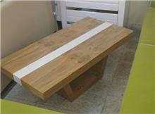 שולחן סלון אופנתי - רהיטי אלון