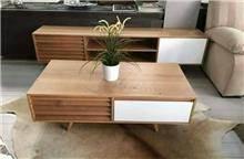 סט שולחן סלון ומזנון מעוצבים