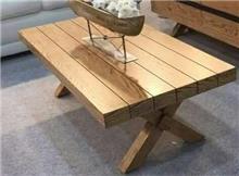 שולחן סלון רגליים X