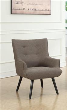 כורסא איזבל חום - Besto