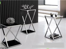שולחן צד קסנון גבוה