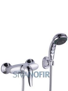 סוללה למקלחת קומפלט 2304