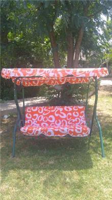 נדנדה 3 מושבים דגם אפריים