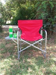 כיסא מתקפל + שולחן דגם צוק - טופרוסול