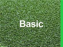 דשא סינטטי בייסיק 9 מ''ר- לסוכת 3*3 - טופרוסול