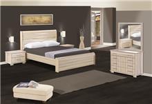 חדר שינה קומפלט מאליבו - ספקטרום