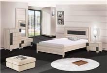 חדר שינה קומפלט לוגאנו