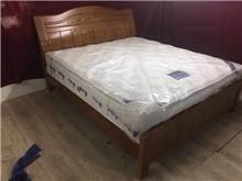 מיטה זוגית מייפל