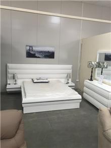 חדר שינה דגם גל