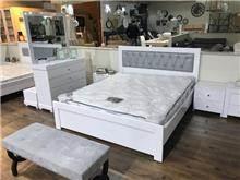 חדר שינה דגם כרית קריסטל