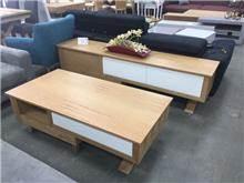 מזנון ושולחן סלון רום