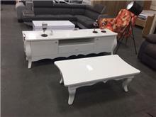 מזנון ושולחן סלון לואי